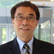 Portrait of Kon-Well Wang