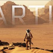 The Martian promotional photo