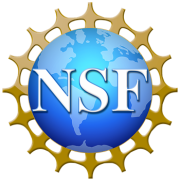 NSF globe logo