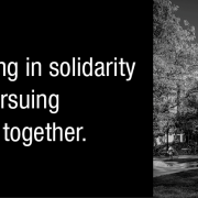Solidarity graphic