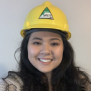 Jessica Ramos, inaugural Kiewit Scholar