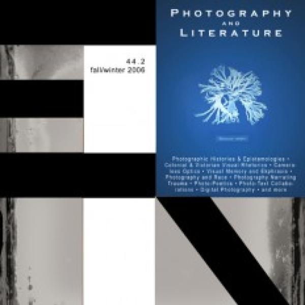 Photography and Literature journal cover