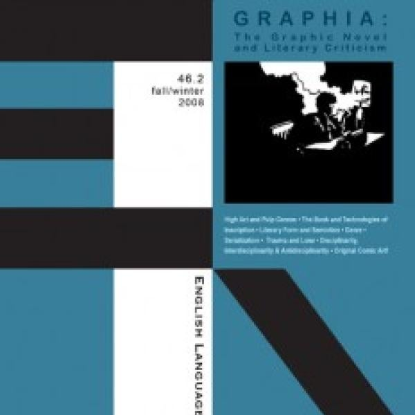 Graphia: The Graphic Novel and Literary Criticism journal cover