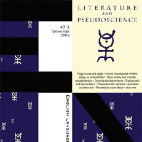 Literature and Pseudoscience journal cover