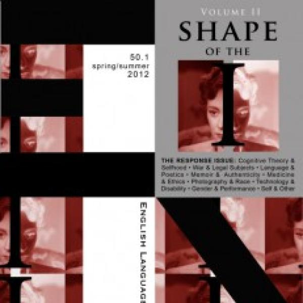 Shape of the I Vol. II journal cover