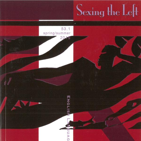 Sexing the Left journal cover