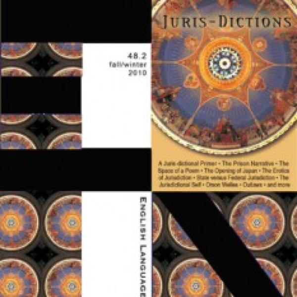 Juris-Dictions journal cover