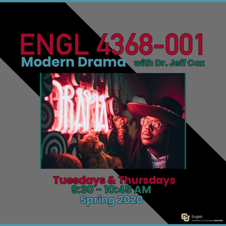 ENGL 4368 Course Icon