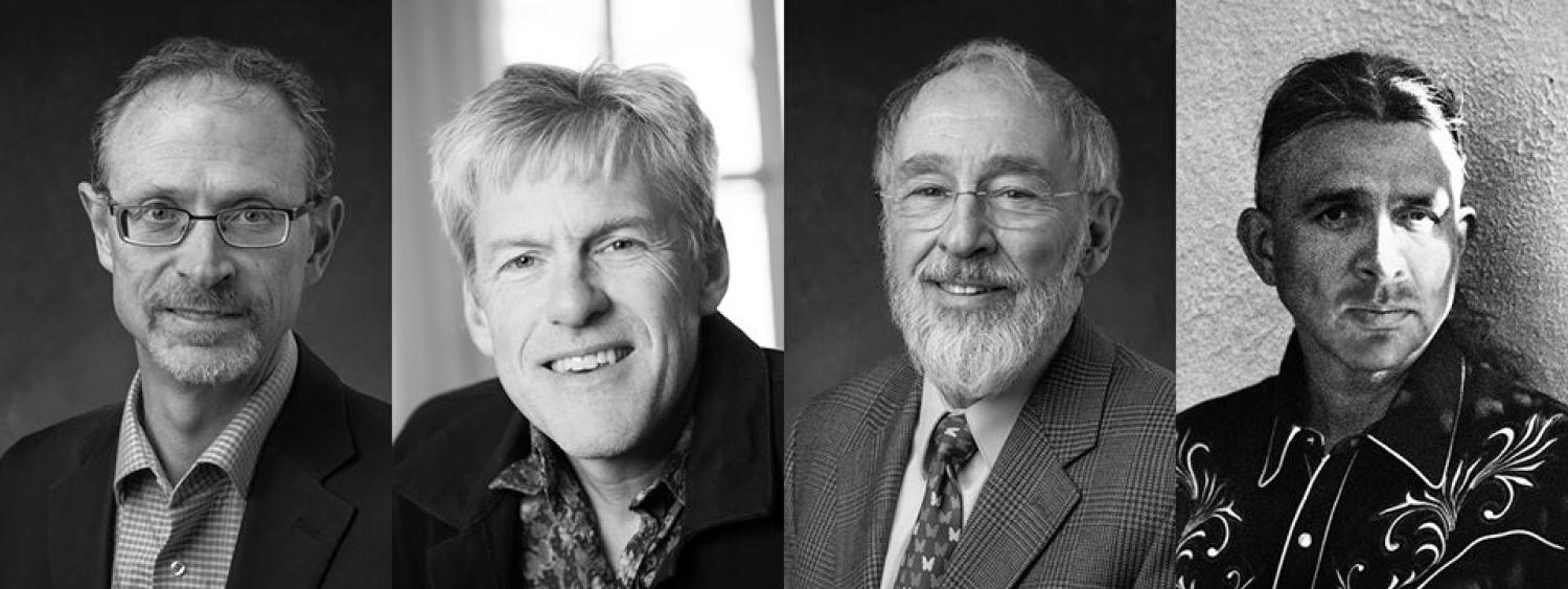 Four newly minted Professors of Distinction at CU Boulder