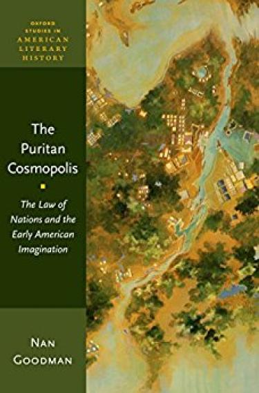 "Cover of Nan Goodman's book, ""The Puritan Cosmopolis"""