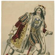 Illustration of Richard III