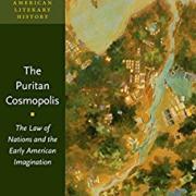 "Cover of Nan Goodman's book, ""The Puritan Cosmopolis"""