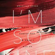 """Cover of Khadijah Queen's book, """"I'm So Fine: A List of Famous Men & What I Had On"""""""