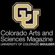 Logo for the Colorado Arts & Sciences Magazine