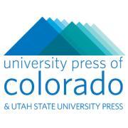 University Press of Colorado logo showing a series of mountains