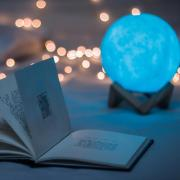BOOK AND NIGHTLIGHT