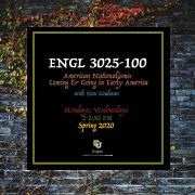 ENGL 3025 Course Icon