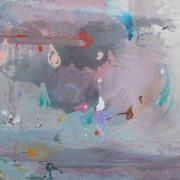 Helen Frankenthaler painting