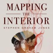 """Cover of Stephen Graham Jones' book, """"Mapping the Interior"""""""