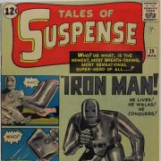 IRON MAN COMIC BOOK