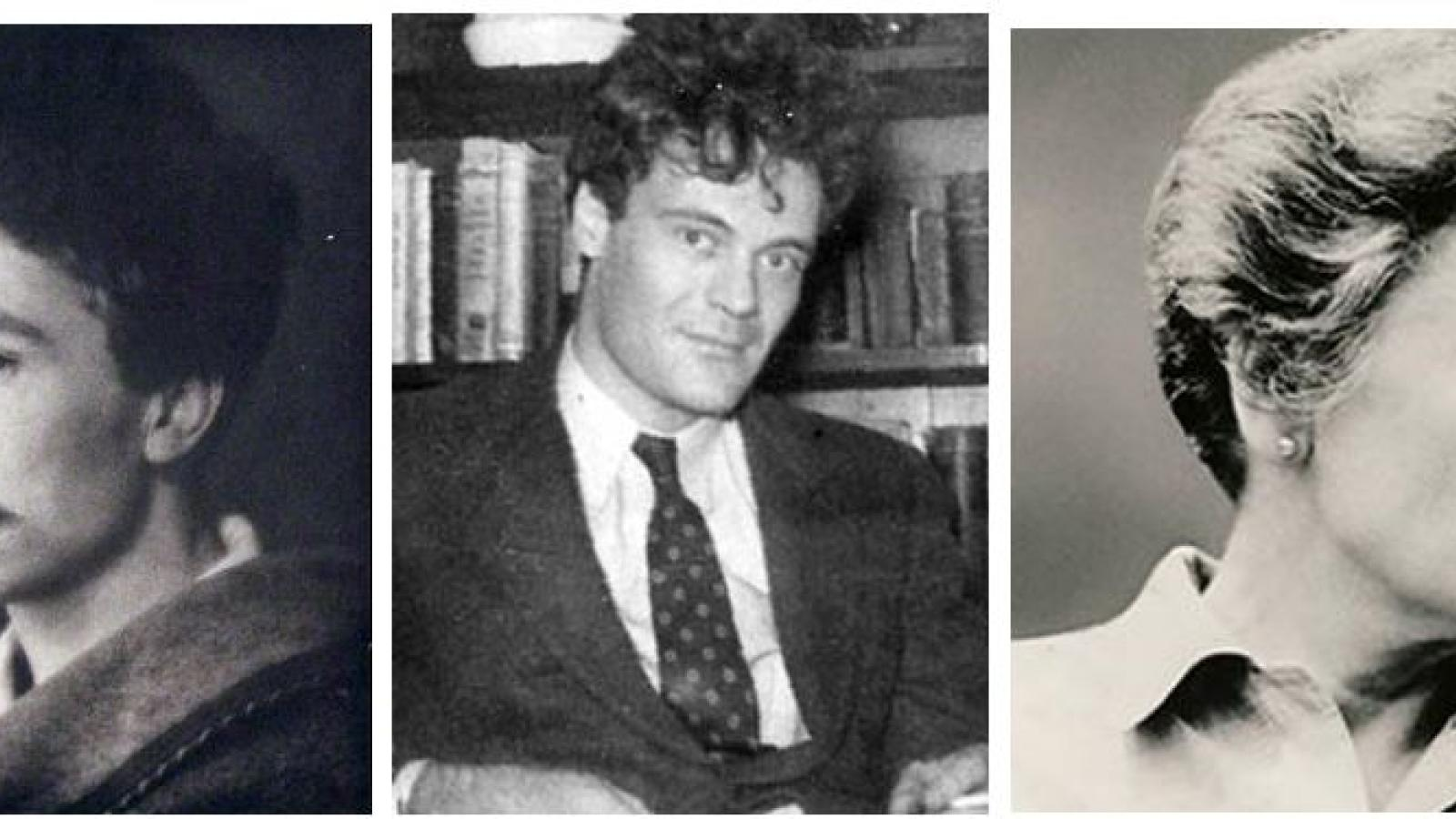 H.D, Pound, Hardy Bishop, and Heaney