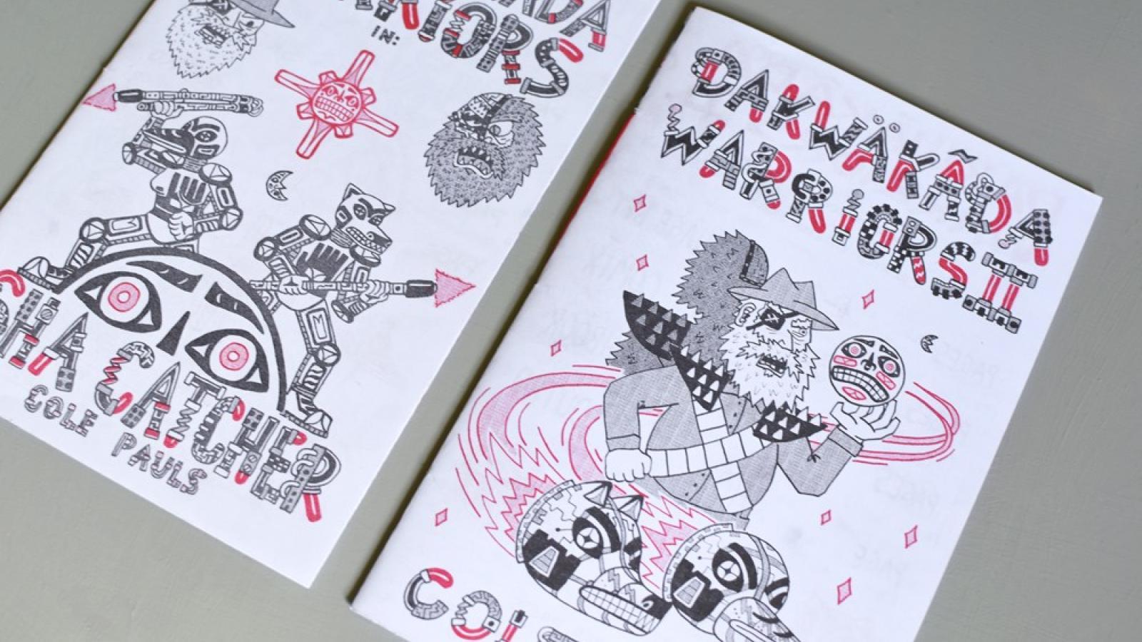 Dakwakada Warriors Image