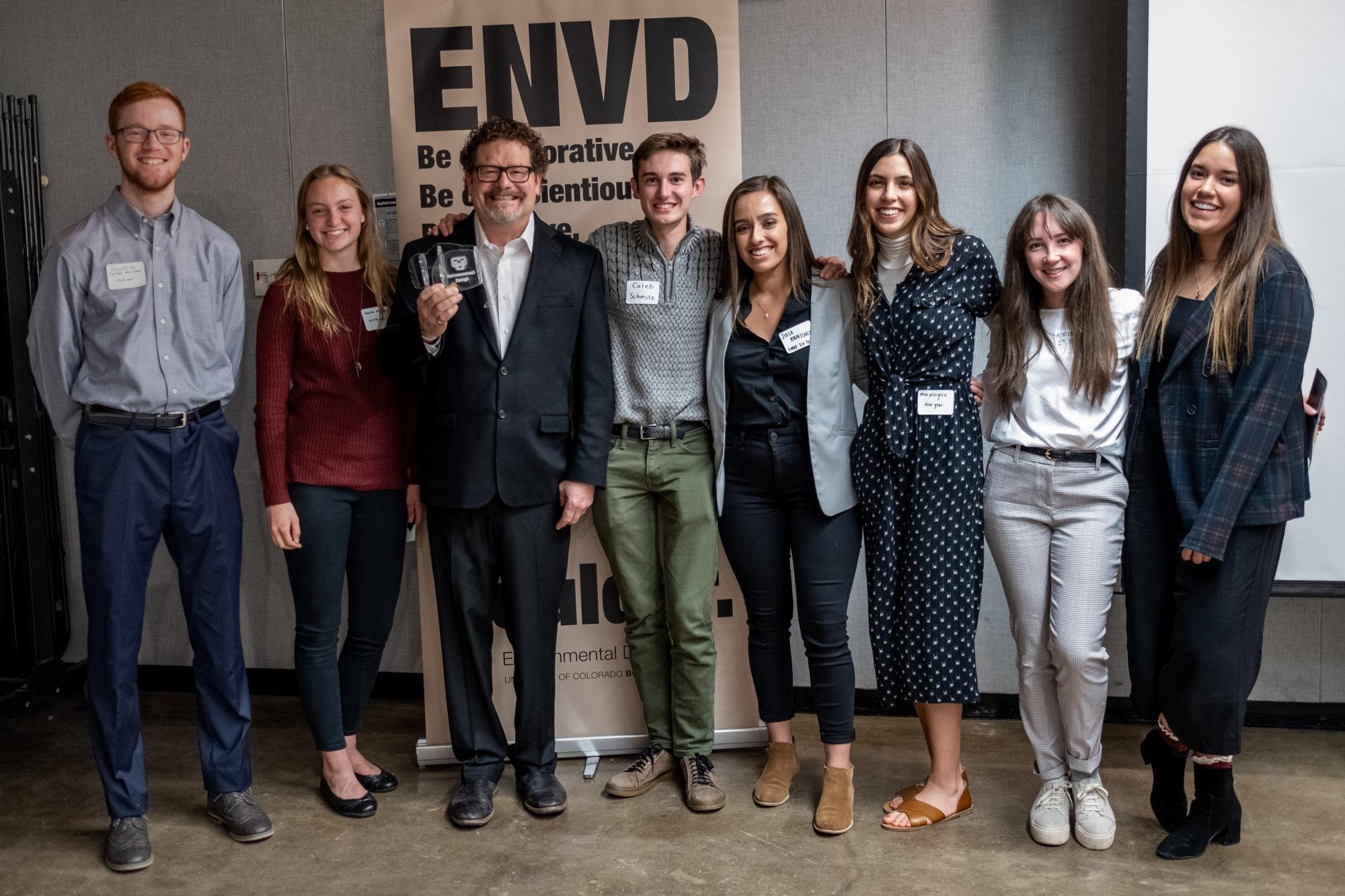 ENVD announces first-ever Distinguished Alumni Award