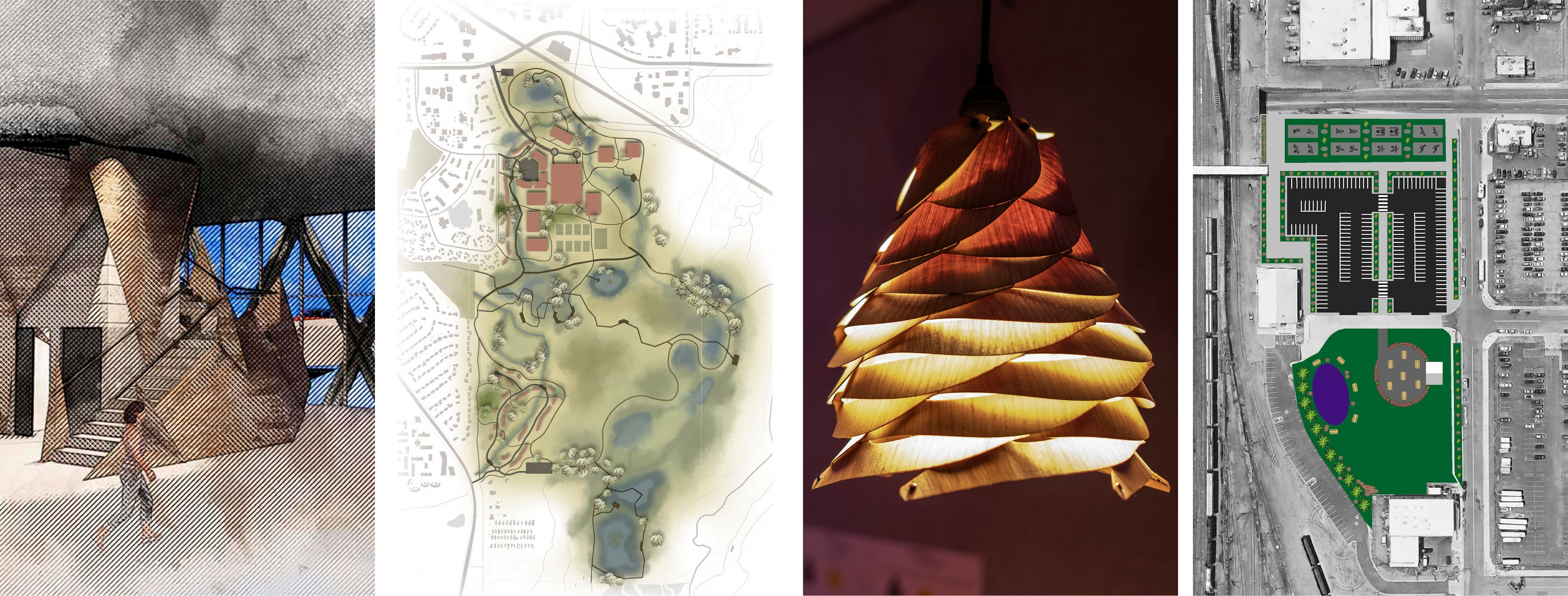 Architecture, Landscape Architecture, Planning and Environmental Product Design