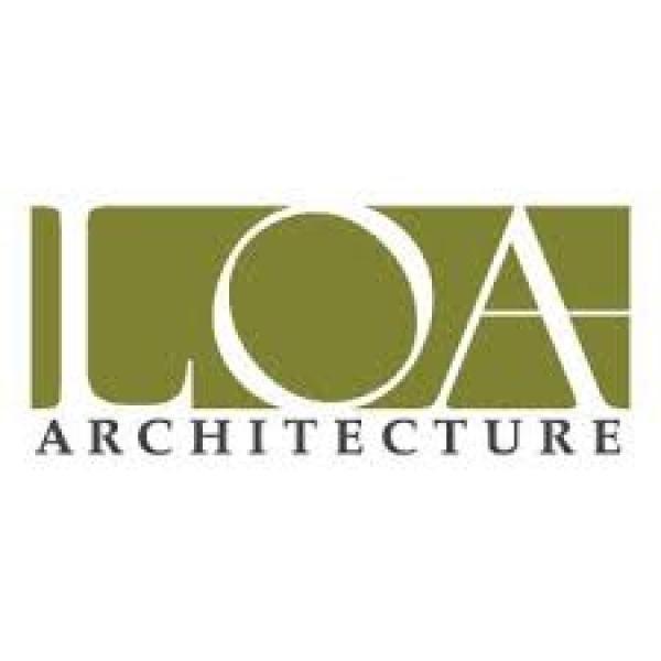 LOA Architecture logo