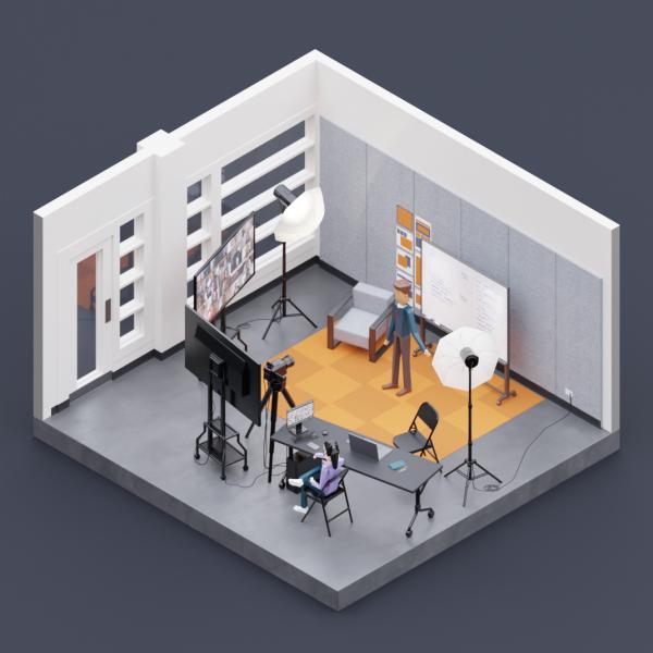 Remote Lecture Hub