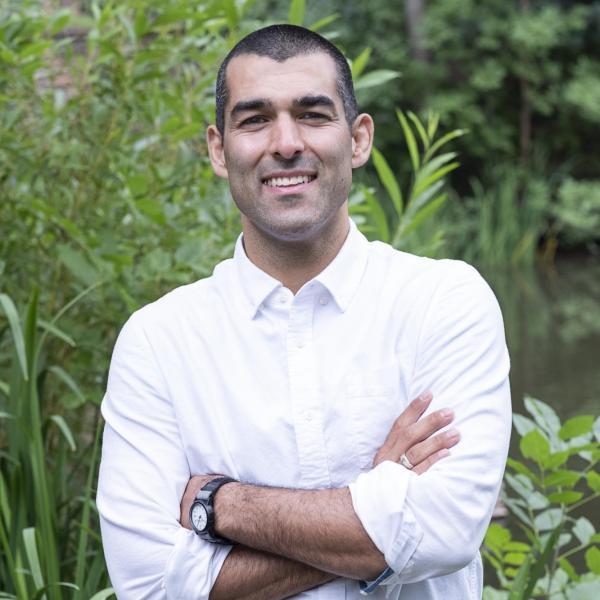 Shawhin Roudbari, 2018.