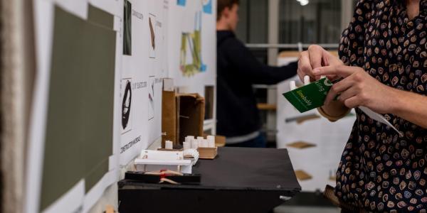 Environmental product design studio designs for children in crisis zones