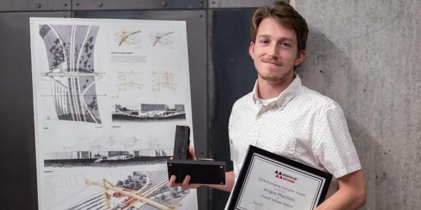 ENVD students recognized at Month of Modern design awards