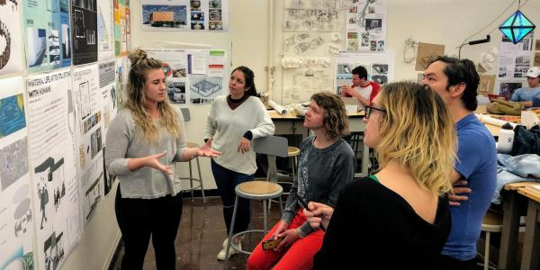 CU Boulder Art Museum exhibition to feature work from ENVD students