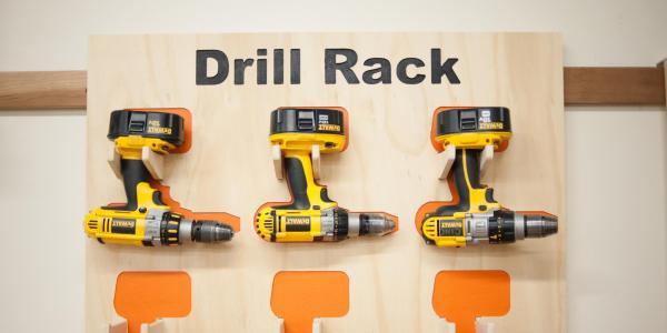 Drill rack image
