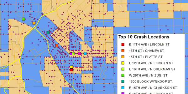 Patterns of Disparity in Cycling Infrastructure: A Comparison of Neighborhood Access in Denver