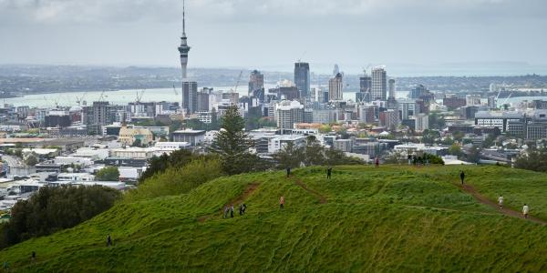 Auckland, New Zealand by szeke is licensed under CC BY-SA 2.0