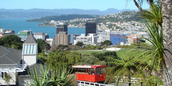 Wellington city by tony_the_bald_eagle is licensed under CC BY-ND 2.0