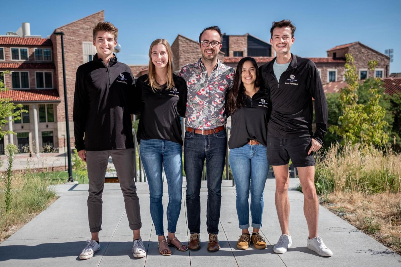 Peer advisors 2019