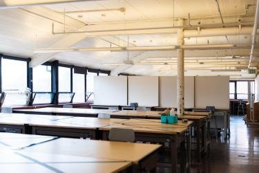 COVID-19 Ready studio