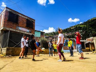 The Medellin Practicum/Studio (Medellin, Colombia), 2018