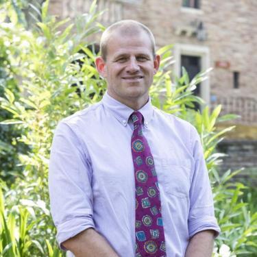 Photo of Nathan Jones, Assistant Director of Professional Development