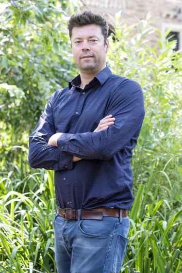 Marcel de Lange, 2018.