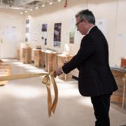 2019 ENVD gallery ribbon ceremony