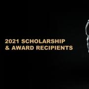 ENVD 2021 scholarship and award recipients