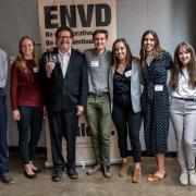 ENVD announces first-ever Distinguished Alumni Award
