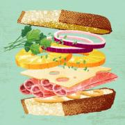 Sandwiches and Schedules, registering for fall courses