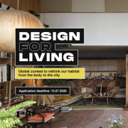 IAAC Design for Living Competition Awards