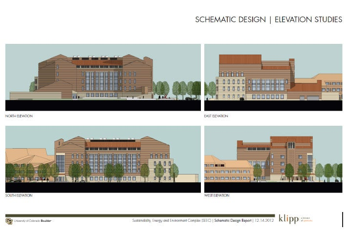 Schematic Design | Elevation Studies