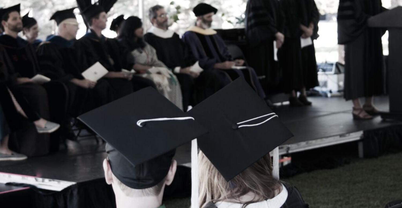 ENVS Graduation caps